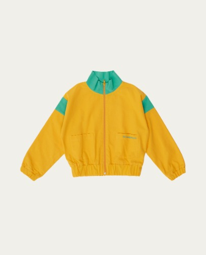 TC-SS21-59(Orange Contrasted Jacket)